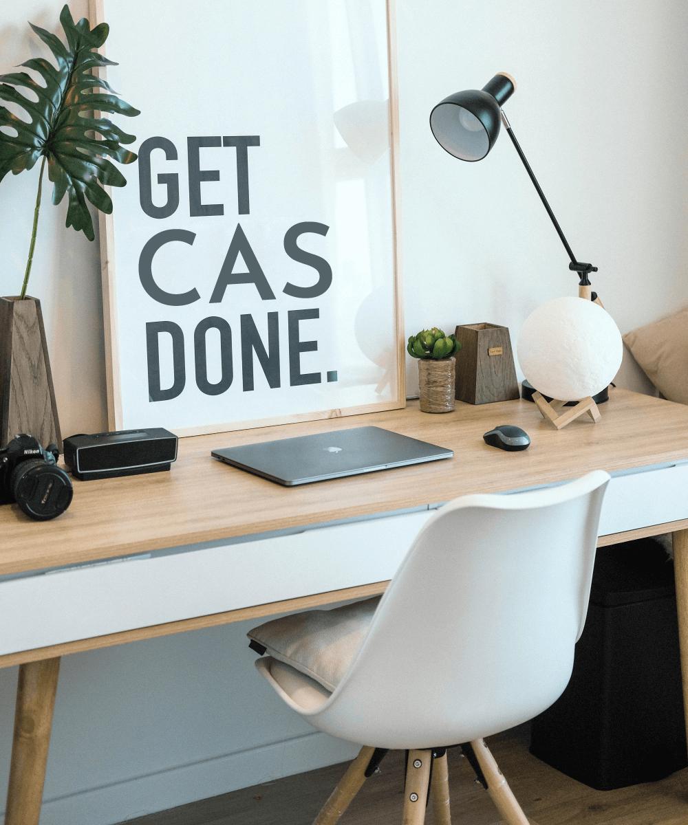 CAS Arbeit schreiben lassen   ACAD WRITE